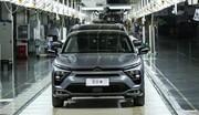 Citroën C5X (2021) : Sa production a débuté en Chine