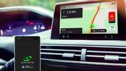 Coyote : une meilleure compatibilité avec Android Auto