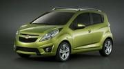 Chevrolet Spark : Pour succéder à la Matiz