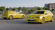 Essai Opel Astra (2022) : au volant des prototypes de validation
