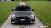 Essai Audi S3 Sportback (8Y)