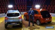 Dacia Spring vs Renault Twingo : duel fratricide