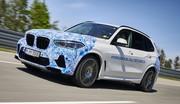 Le BMW i Hydrogen NEXT est annoncé pour 2022