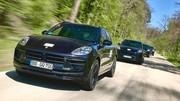 Porsche Macan (2021) : Un deuxième restylage en attendant l'électrique