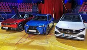 Mercedes EQA vs Lexus UX300e vs Mazda MX-30 : un fauteuil pour trois