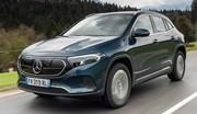 Essai nouveau Mercedes EQA électrique : ses vraies autonomies, nos mesures