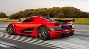 Les Koenigsegg bientôt propulsées par les volcans