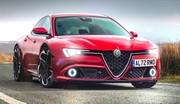 Alfa Romeo : le retour du blason GTV pour une berline électrique