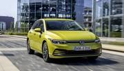 Golf hybride rechargeable 204 ch : ses autonomies électriques, ses consommations