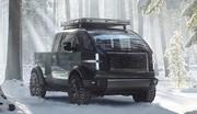 Ce pick-up électrique sera bientôt construit près de la frontière belge