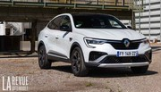 Essai Renault Arkana Hybride : dans les arcanes du Losange