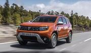 Dacia dévoile le Duster restylé : voici tout ce qui change