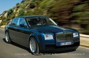 Rolls Royce RR4 : L'aristocrate débarque à Genève