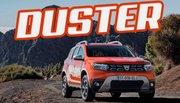 Tout sur le nouveau Dacia Duster millésime 2022