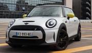 Essai Mini Cooper SE restylée : son autonomie à l'épreuve d'une journée chargée
