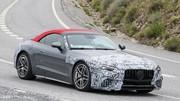 Mercedes SL (2022) : toutes les infos avant sa présentation officielle