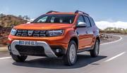 Dacia Duster 2 2022 : Le duster restylé à partir de 14490 euros