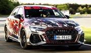 Audi RS 3 : Que savons-nous déjà ?