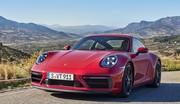Porsche 911 GTS : la 992 polissonne