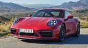 Porsche 911 : la GTS est de retour