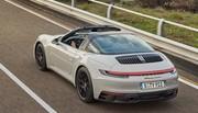 Porsche 911 GTS 2022 : Porsche agrandit la famille avec la nouvelle GTS