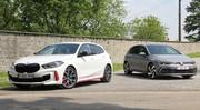 Essai BMW 128ti vs VW Golf GTI : quand Munich menace Wolfsburg !