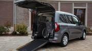 Nouveau Renault Kangoo : une nouvelle version pour le transport des personnes à mobilité réduite