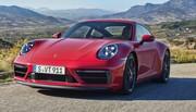 Voici la nouvelle Porsche 911 GTS