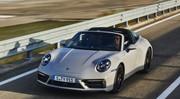 Porsche 992 Carrera GTS (2021) : la 911 en tenue de sport légère