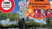 Zones à faible émission (ZFE) : La grogne des automobilistes s'organise