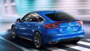 Honda Civic e:HEV : La 5-portes lancée en Europe à l'automne 2022