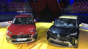 Toyota Yaris Cross hybride vs Hyundai Kona : l'avenir des SUV