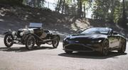 Cette Aston Martin Vantage rend hommage à une des plus anciennes voitures de la marque