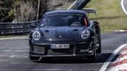 La Porsche 911 GT2 RS a (encore) battu un record sur le Nürburgring