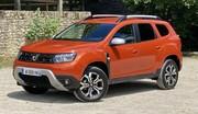 Dacia Duster restylé (2021) : dans la continuité