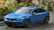 Honda présente la nouvelle Civic hybride, bientôt chez nous !