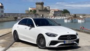 Essai Mercedes Classe C (2021) : toujours plus techno
