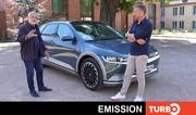 Emission Turbo : Hyundai Ioniq 5; Touareg R; Bayon; Jimny; Renegade