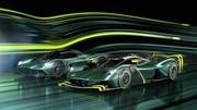 Aston Martin Valkyrie AMR Pro, une hypercar thermique pour la piste