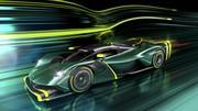 Aston Martin Valkyrie AMR Pro (2021) : 100 % thermique pour la piste
