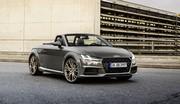 Audi commercialise les séries spéciales TT Competition Plus et Heritage