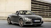 Audi TT Compétition Plus et Héritage : les prix des séries spéciales