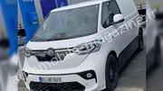 Les premières photos du futur VW Combi électrique ID.Buzz