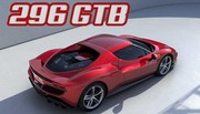Ferrari 296 GTB : la féfé au moteur d'Alfa Romeo
