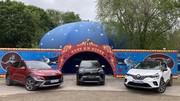 Les 3 SUV urbains hybrides du salon Caradisiac : quel modèle choisir ?