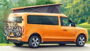 LEVC e-Camper, un camping hybride rechargeable londonien