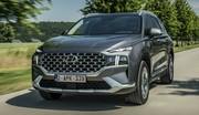 Essai Hyundai Sante Fe Plug-in Hybrid : un dino qui a de l'avenir
