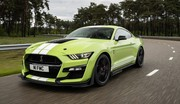 Essai Ford Mustang Shelby GT500 : Catapulte sauvage !