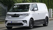 Volkswagen ID. Buzz (2023) : le futur Combi 100% électrique prend forme