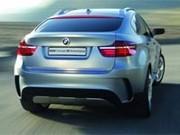 Le BMW X6 en version hybride avant la fin de l'année